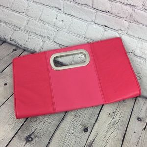 Express Magnetic Clutch Pink NWT